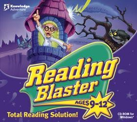 Reading Blaster: Ages 9-12